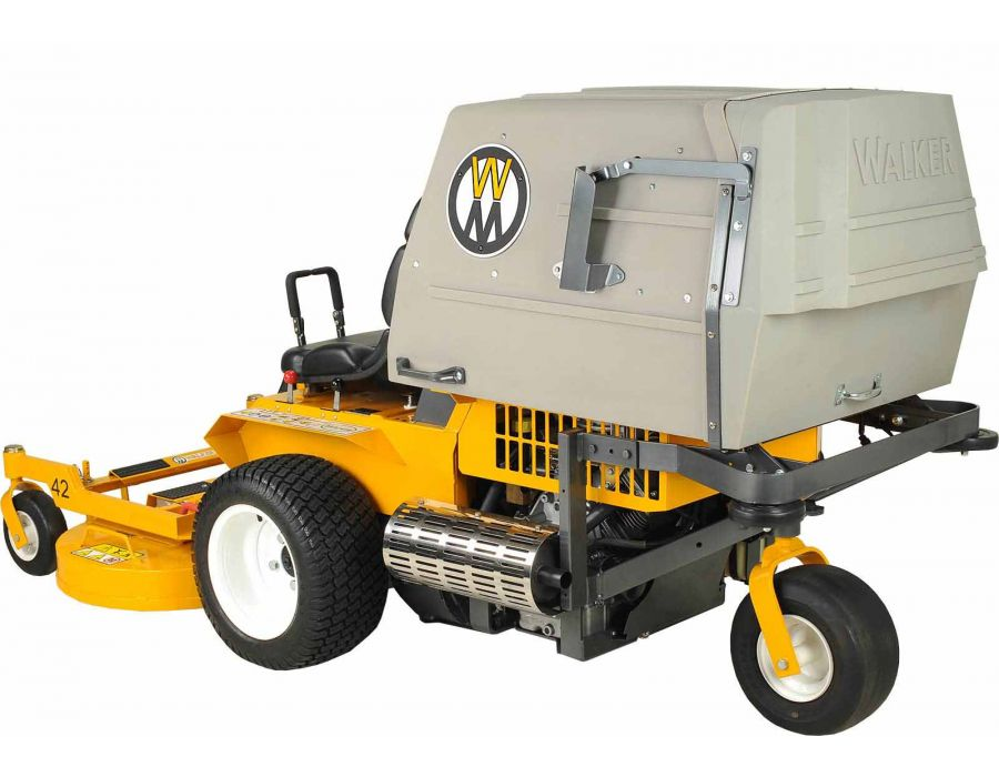 Walker Mowers MC19 Grass-Handling Gas Mower 19HP | Lawn