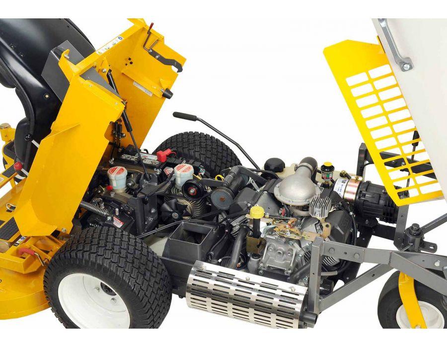 Walker Mowers MC19 Grass-Handling Gas Mower 19HP   Lawn