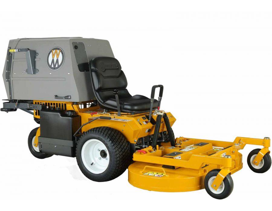 Walker Mowers MC19i Grass-Handling Gas EFI Mower 19HP   Lawn