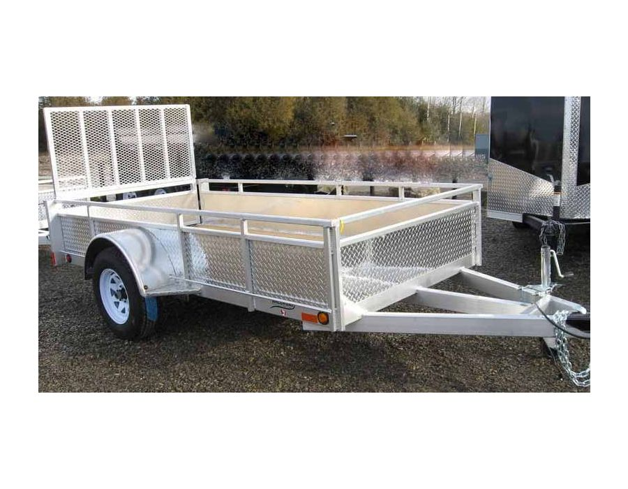 MS510 Millroad Trailer