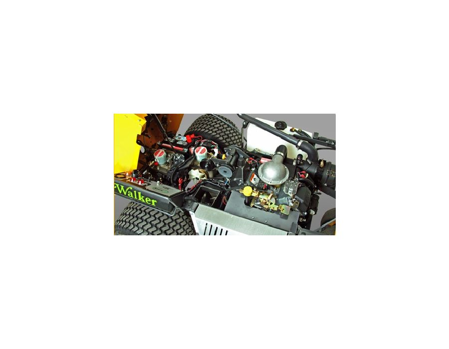 ◦26-HP EFI, Electronic Fuel Injection (EFI) Kohler OHV V-Twin engine, air-cooled