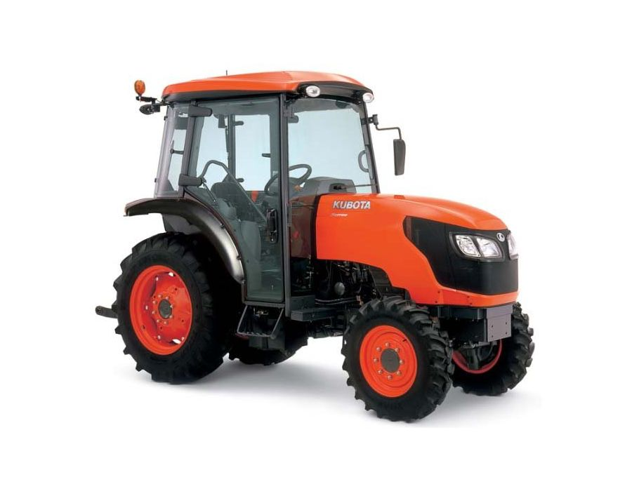 Kubota M Series Tractor M7040DTNHC With Cab 71hp