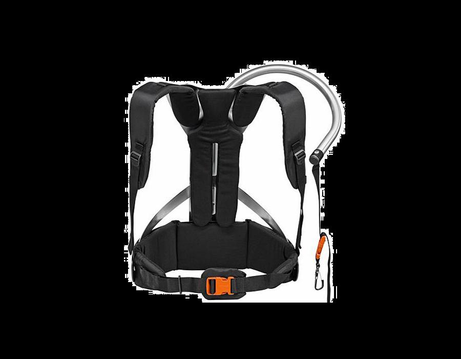 Optional harness/shoulder strap