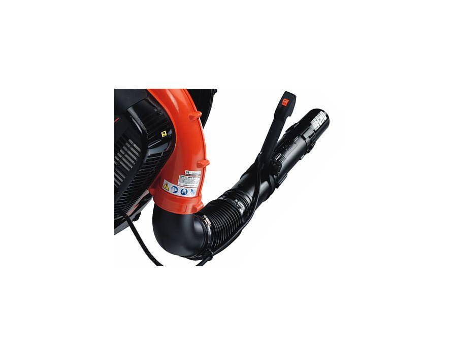 ECHO BP 770T tube mounted throttle