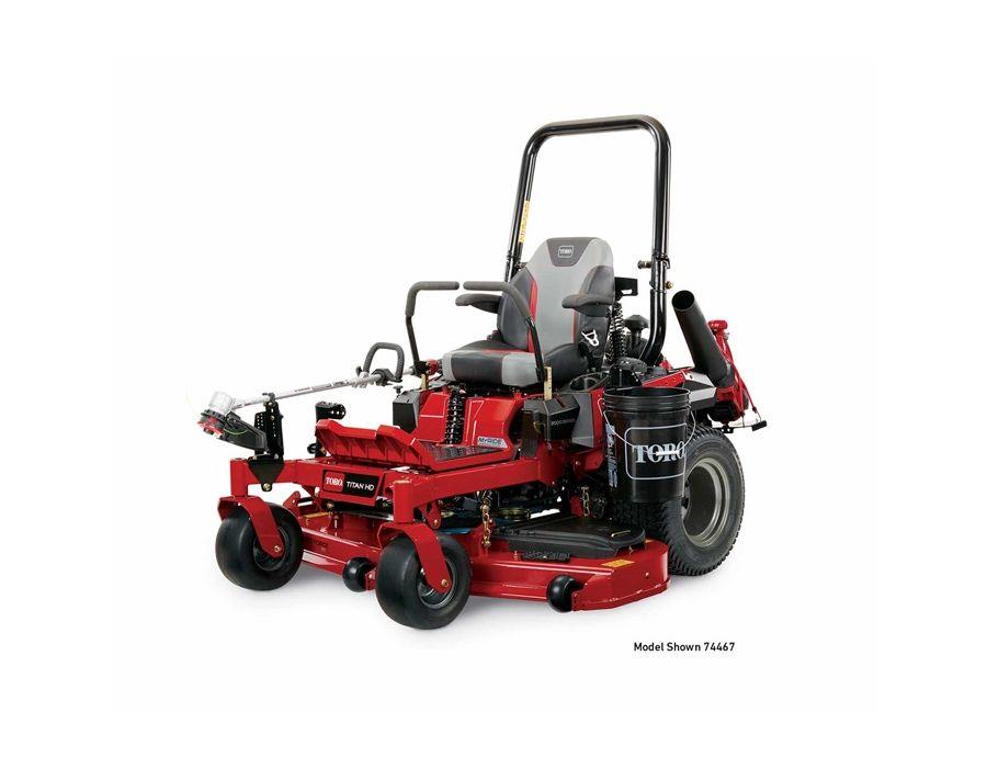 "Toro 74466 Titan HD 2000 Series (MyRide®) 52"" Ride On Mower"