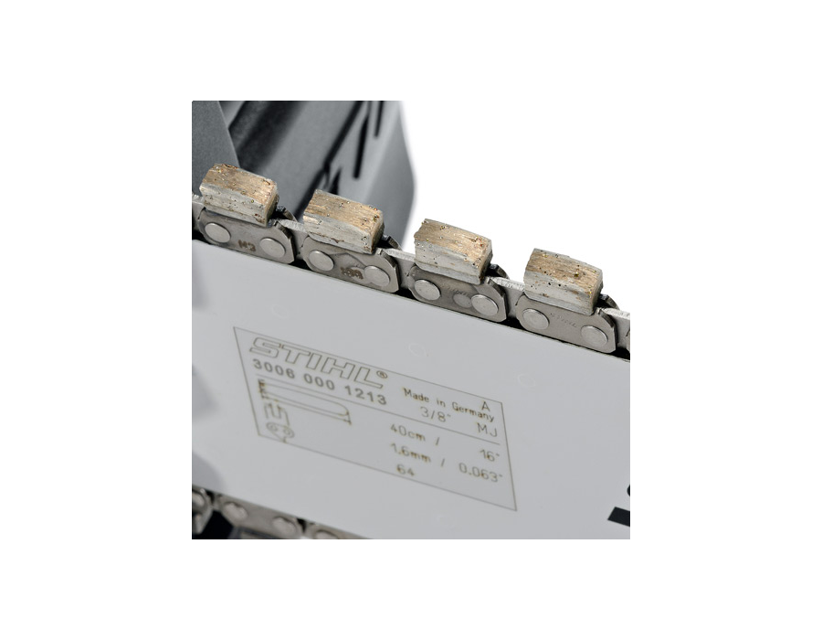 Rollomatic G Guide Bar - Guide bar is designed to provide optimum water flow to chain, in order to enhance performance and prolong chain's life