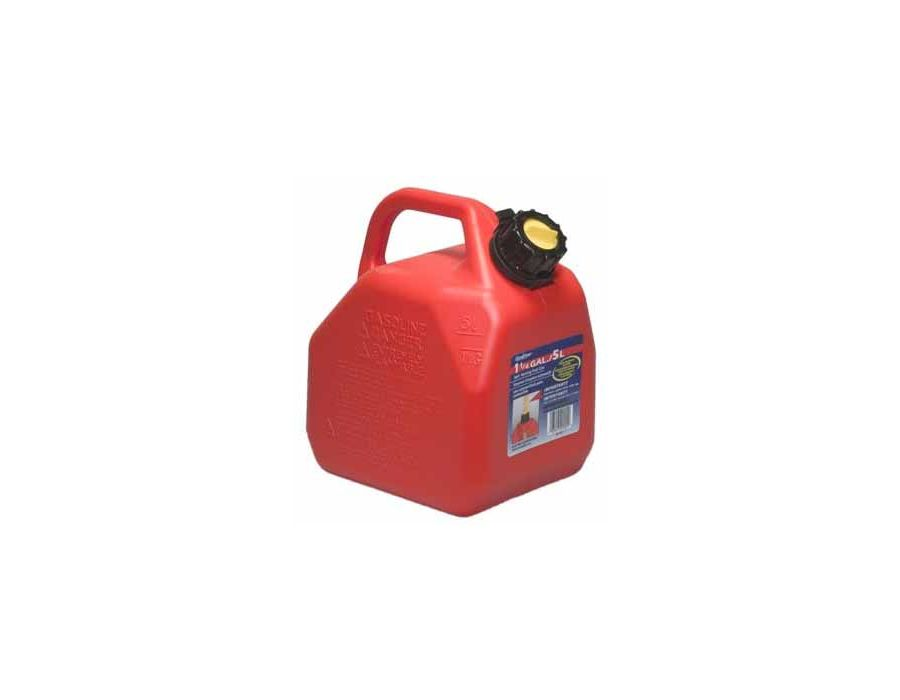 Scepter Gas Can Self-Venting 5L