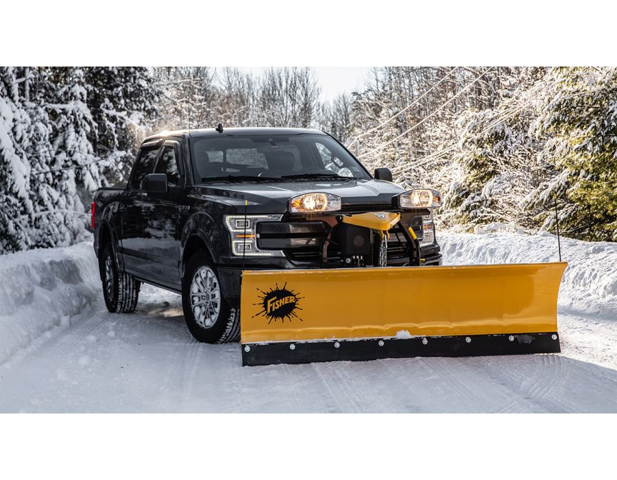 Minute Mount® 2 Snowplow Mounting System 