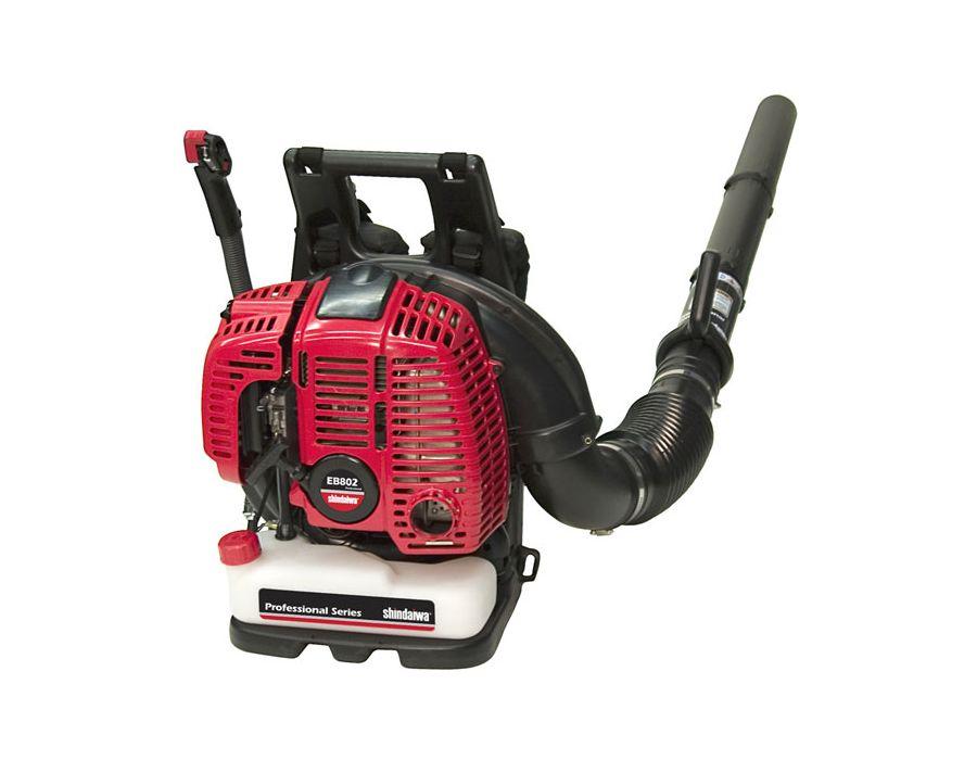 Shindaiwa EB802 Backpack Blower with Hip Mounted Throttle