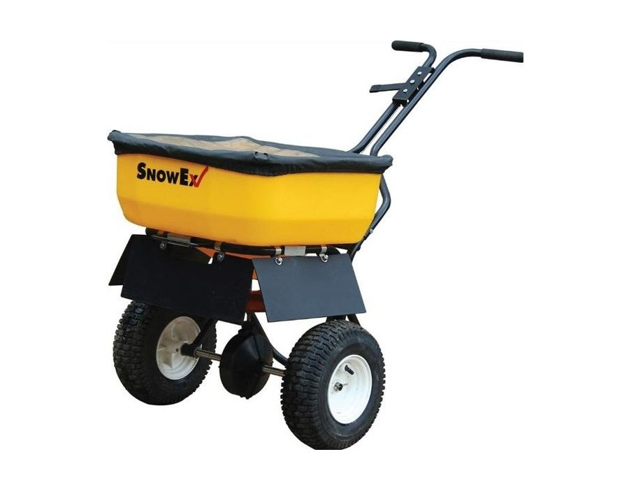 SnowEx SP-85 160lb Capacity Walk-behind Spreader