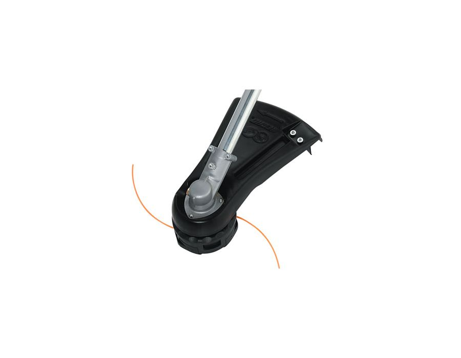 Speed feed trimmer head