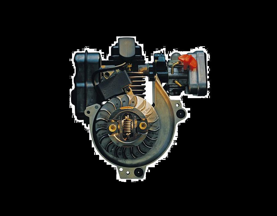 STIHL 4 MIX motor