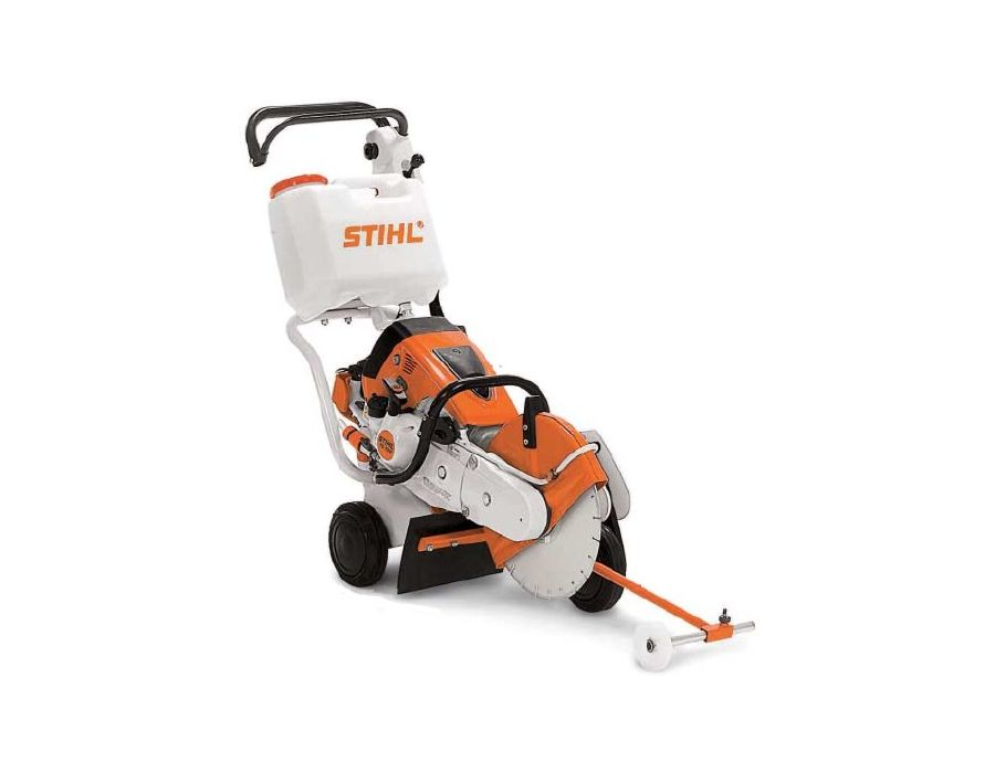 STIHL TS 800 shown with optional stand