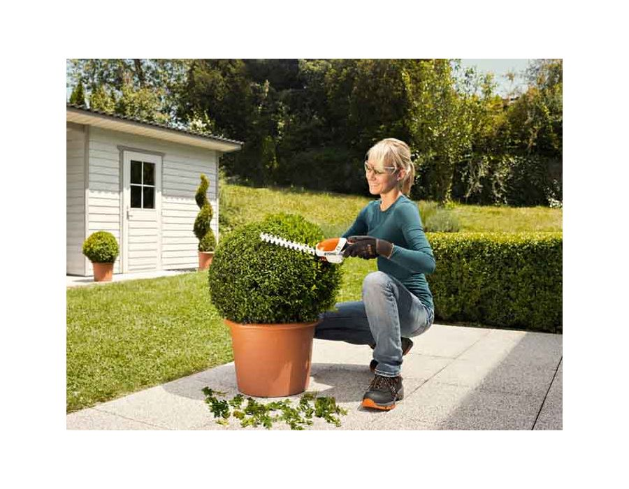 STIHL HSA 25 In Action