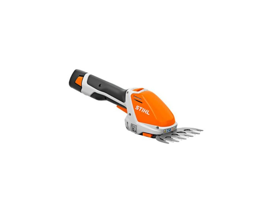 HSA 26 grass trimmer boasts a blade width of 120 mm, which makes it ideal for cutting and trimming grass and lawn edges. The cutting tools can be replaced quickly and without tools.