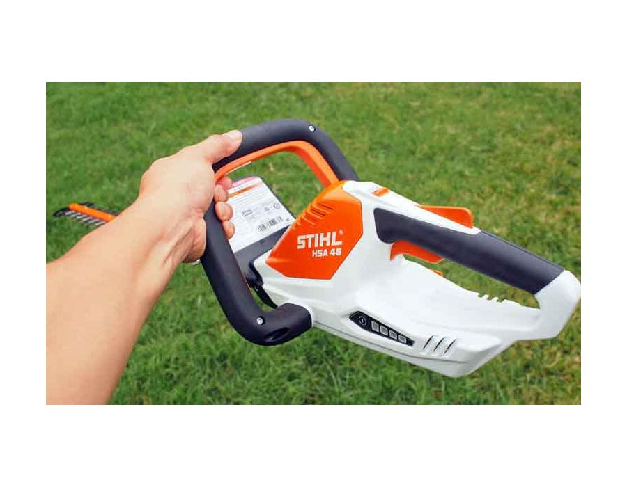 STIHL Lithium Ion Hedge Trimmer HSA 45