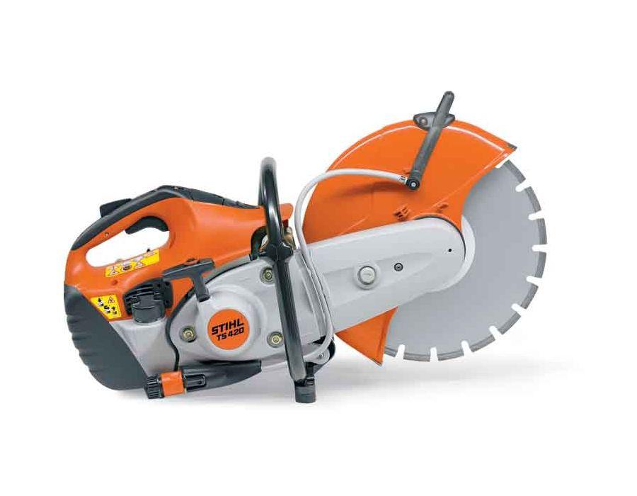 TS420 STIHL cut-off saw