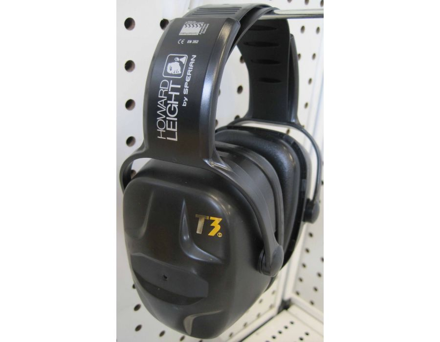 Thunder T3 hearing protection