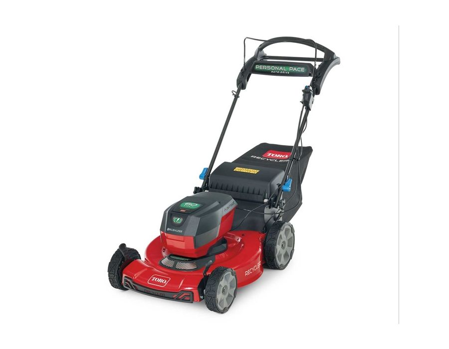 The Toro 21466 offer the user power without compromise - Cuts up to 1/3 of acre in 40 minutes or less on a full charge.
