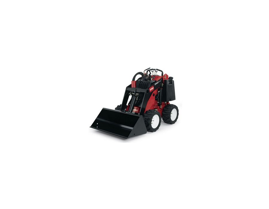 Toro 22318 Dingo Wheeled Model