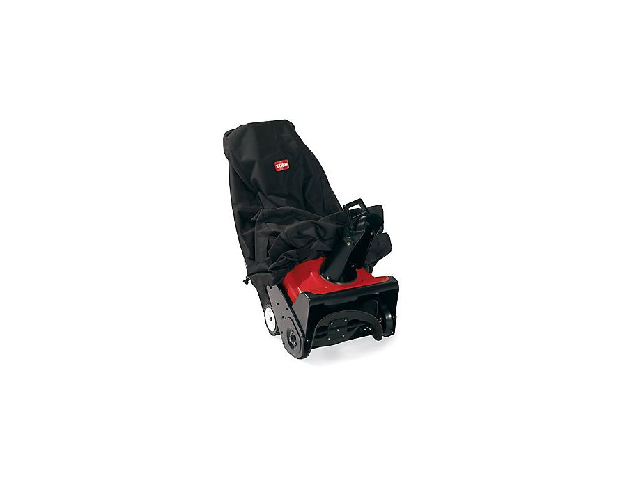 Keep your investment protected during the off season with the Toro Single Stage Snowblower Cover