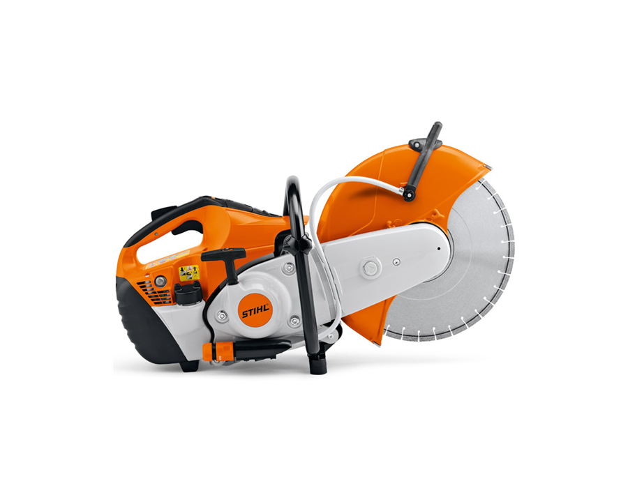 STIHL Cut-off Saw TS 480i with Electronic Fuel Injection and 12
