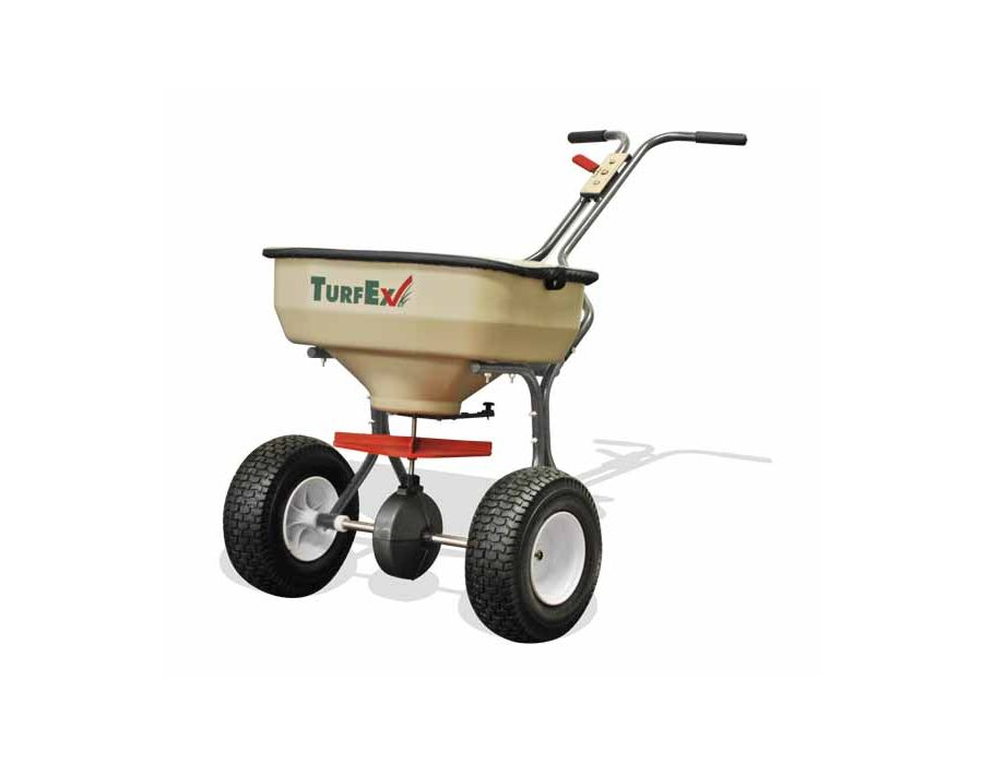 TurfEx TS65SS Stainless Steel Broadcast Spreader
