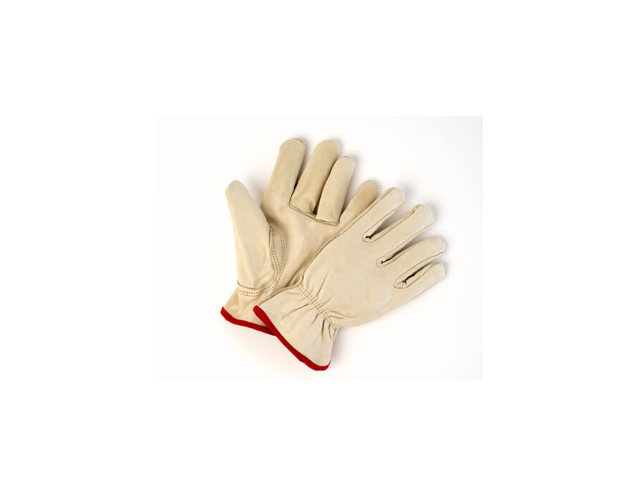 Unlined Cowhide Drivers Gloves