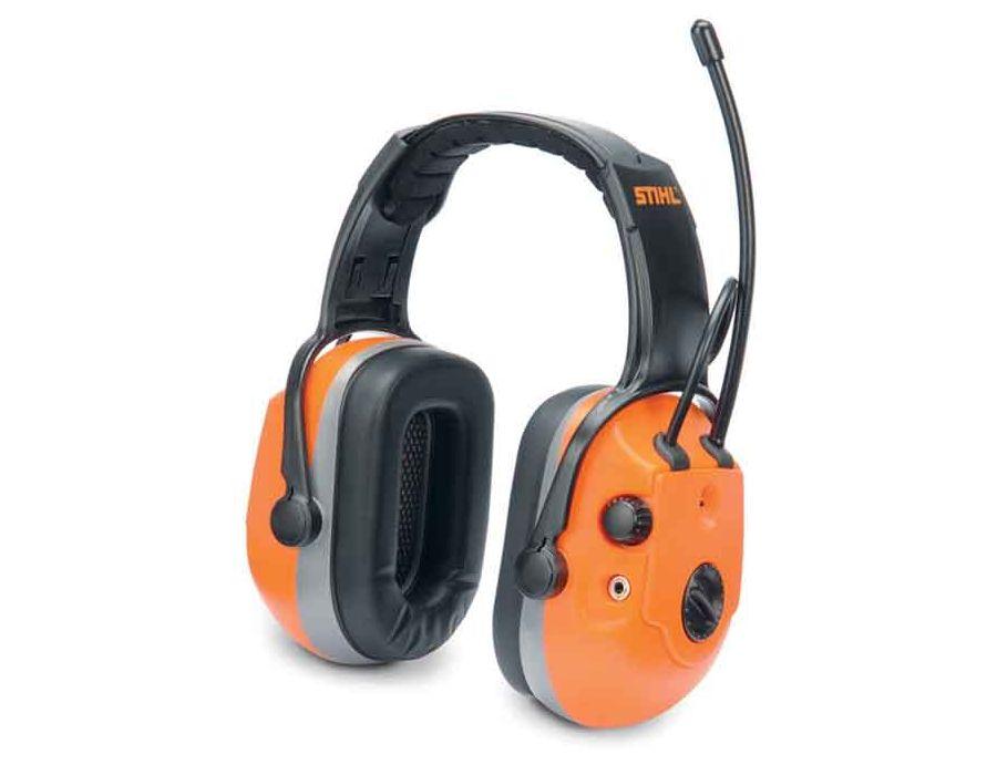 STIHL Worktunes Radio Hearing Protectors