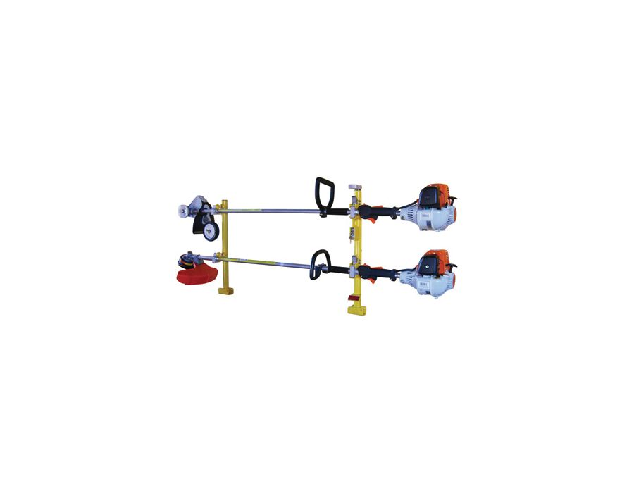 Xtreme series 2 place trimmer rack by Green Touch XA102