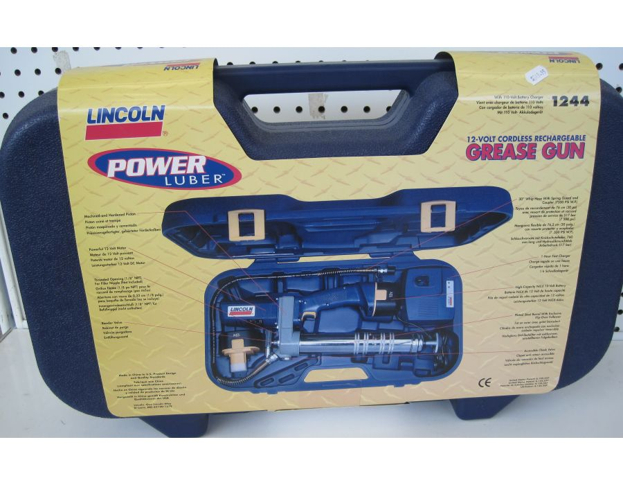 Lincoln LIN-1244 Grease gun
