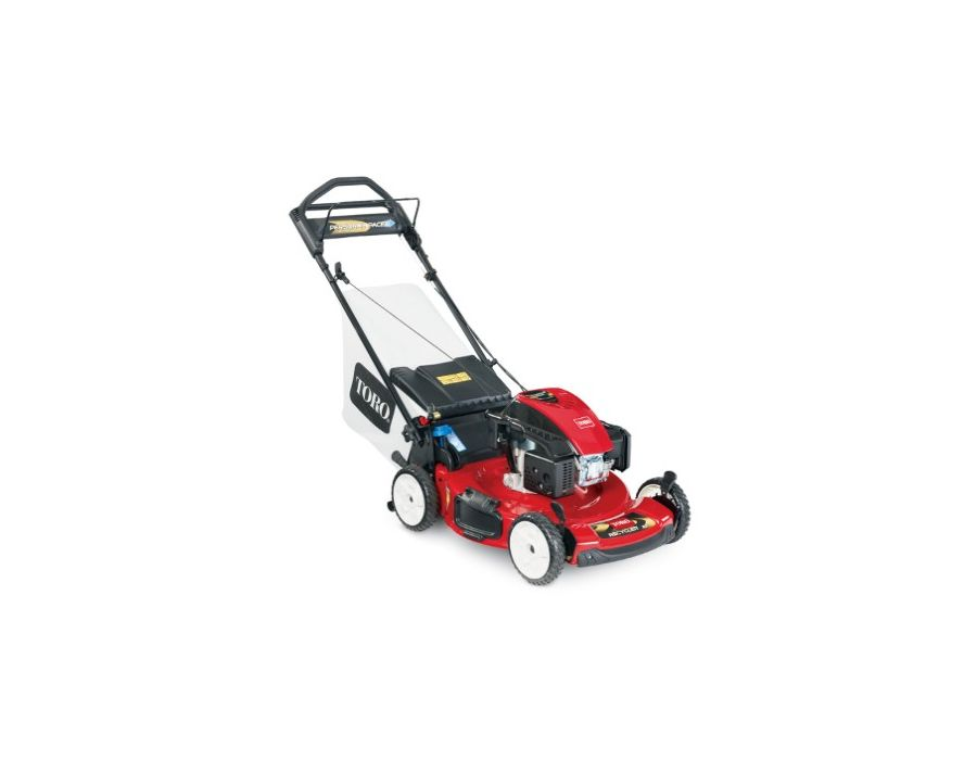 20374 recycler push mower with electric start