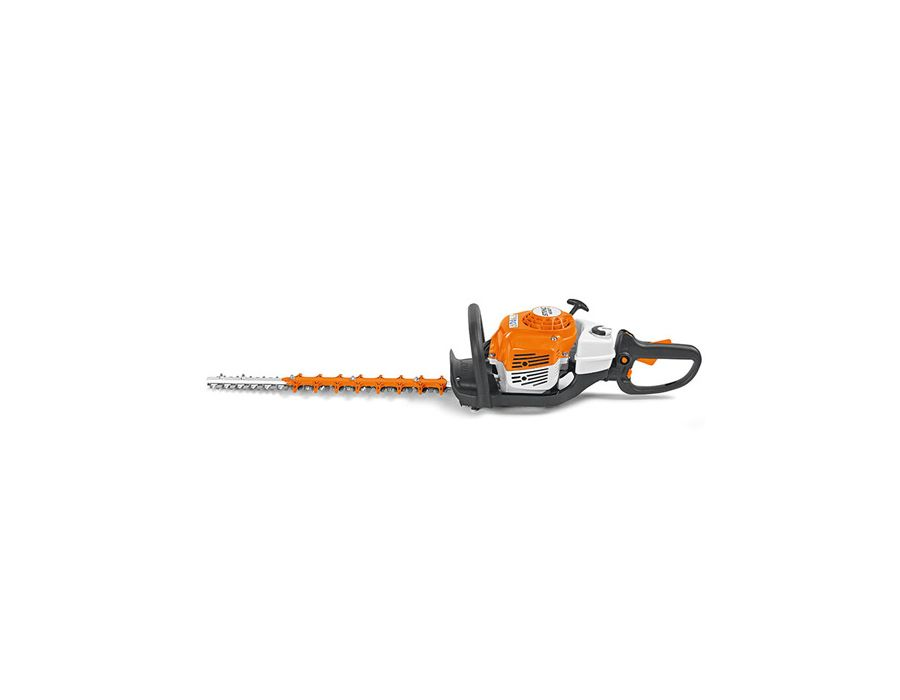 Stihl hs 82 t hedge trimmer with 24 blade 227cc lawn equipment anti vibration system stihl has a system for minimizing the vibration levels of handheld outdoor power equipment the stihl anti vibration system helps keyboard keysfo