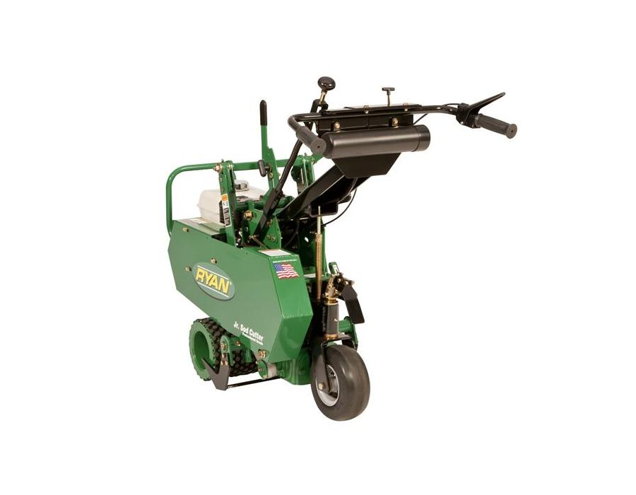 Jr. Sod Cutter Back Left Angle