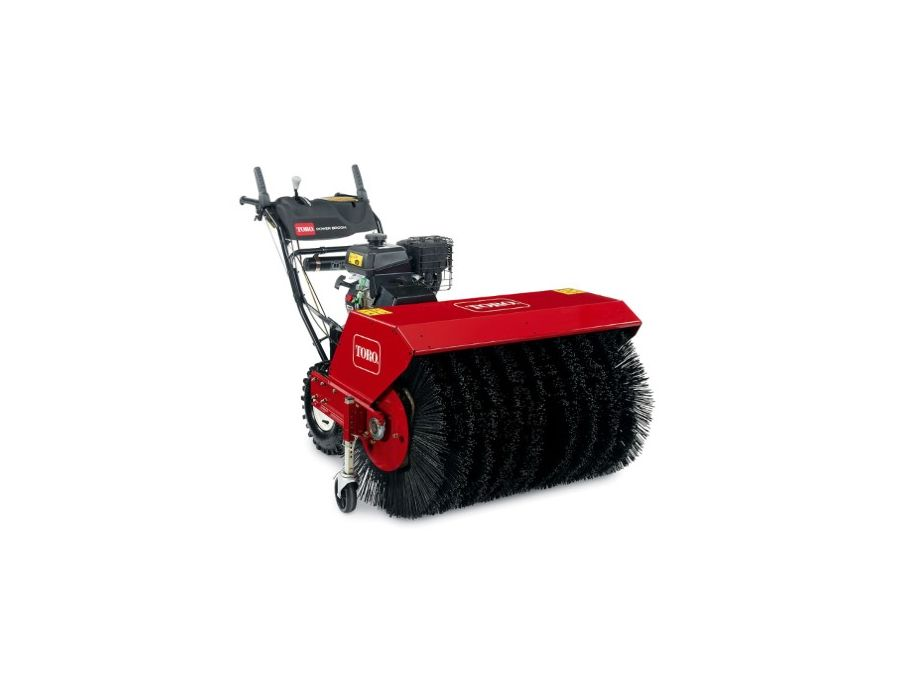 Toro 38700 Power Broom with Recoil Start