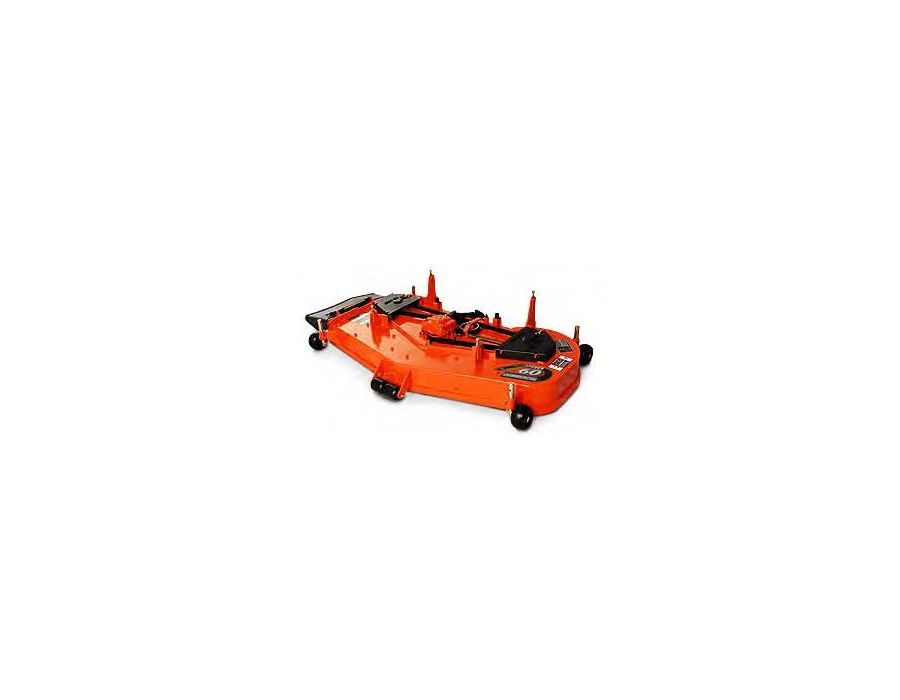 For outstanding cutting performance, nothing surpasses Kubota's extra-deep mower deck.