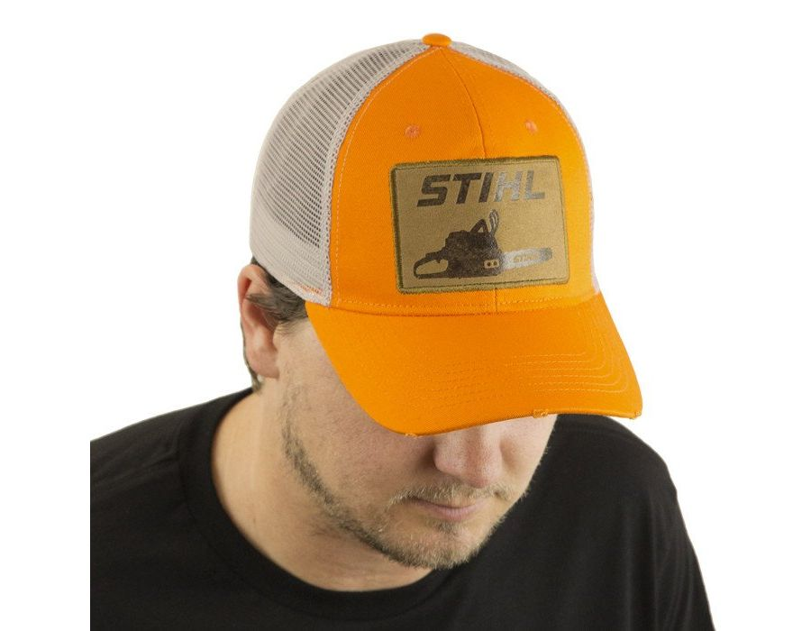 Vintage look STIHL hat