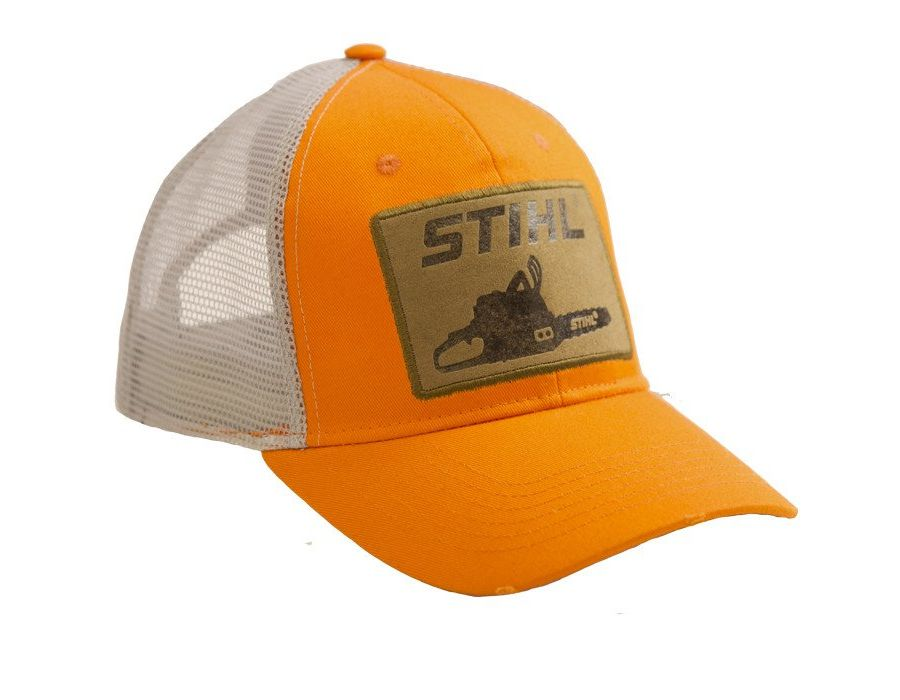 D-ST-HAT-MESH-O STIHL Mesh back hat