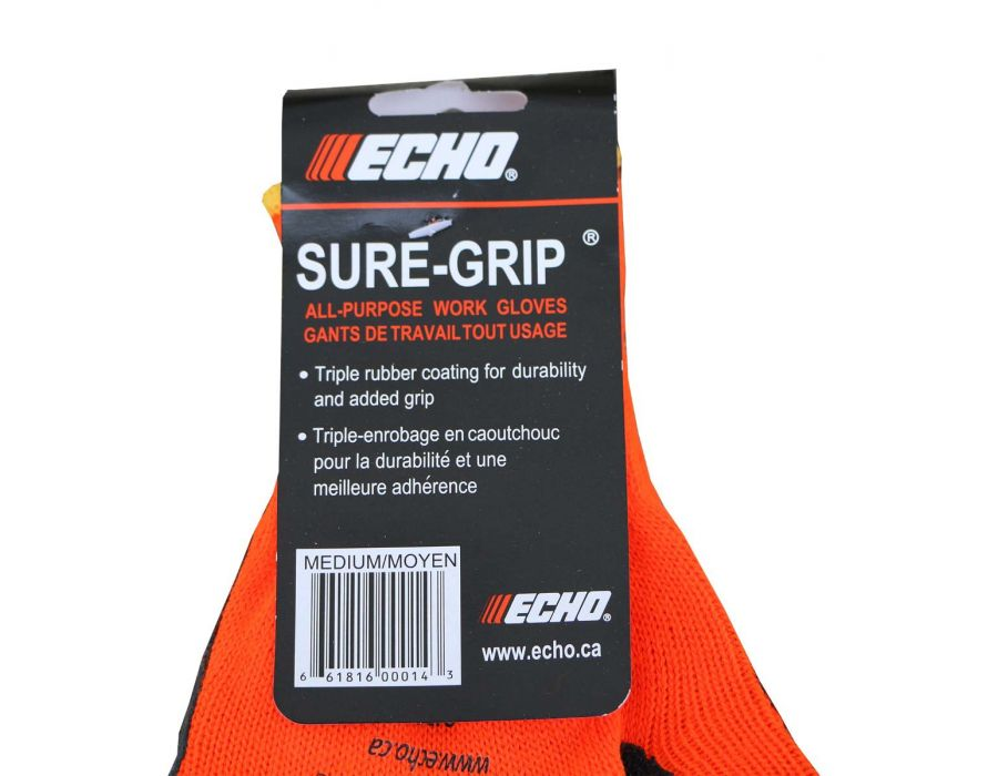 ECHO Sure Grip Gloves