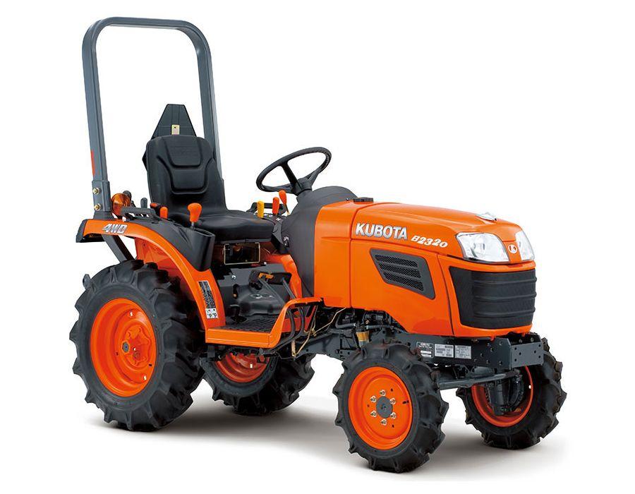 kubota b series tractor b2320dt 23hp lawn equipment. Black Bedroom Furniture Sets. Home Design Ideas