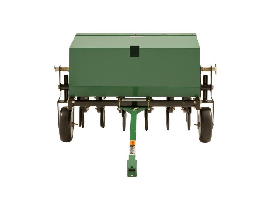 Lawnaire® Tow-Behind Aerator Front View
