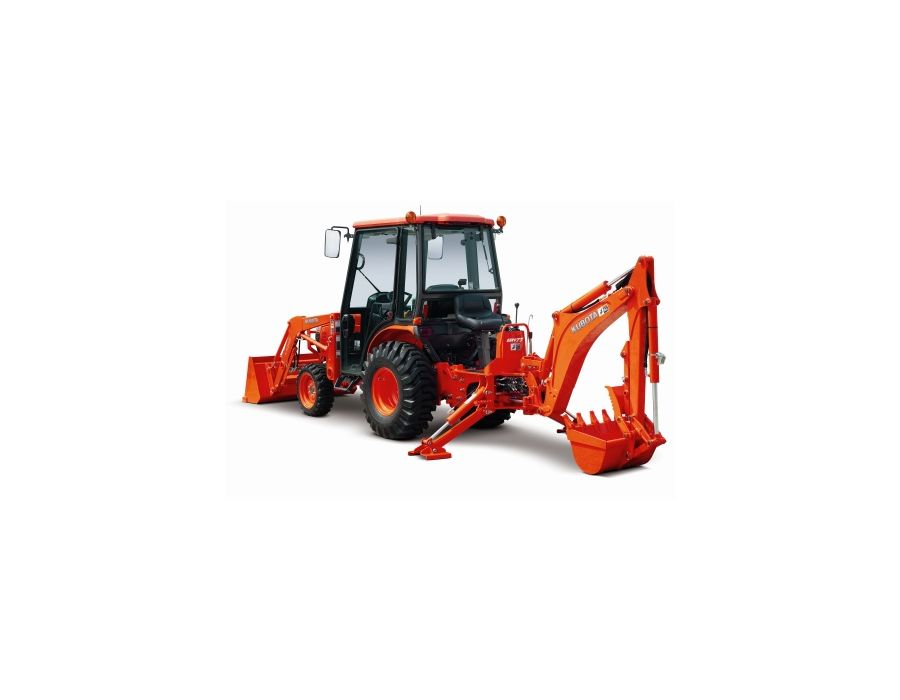 Kubota Backhoe Implement BH77 | Lawn Equipment | Snow Removal Equipment |  Construction Equipment | Toronto Ontario | Kooy Brothers