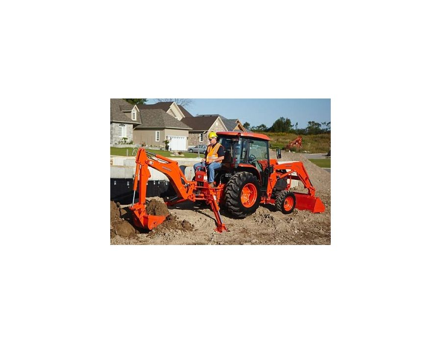 Kubota Backhoe Implements BH92 | Lawn Equipment | Snow Removal Equipment |  Construction Equipment | Toronto Ontario | Kooy Brothers