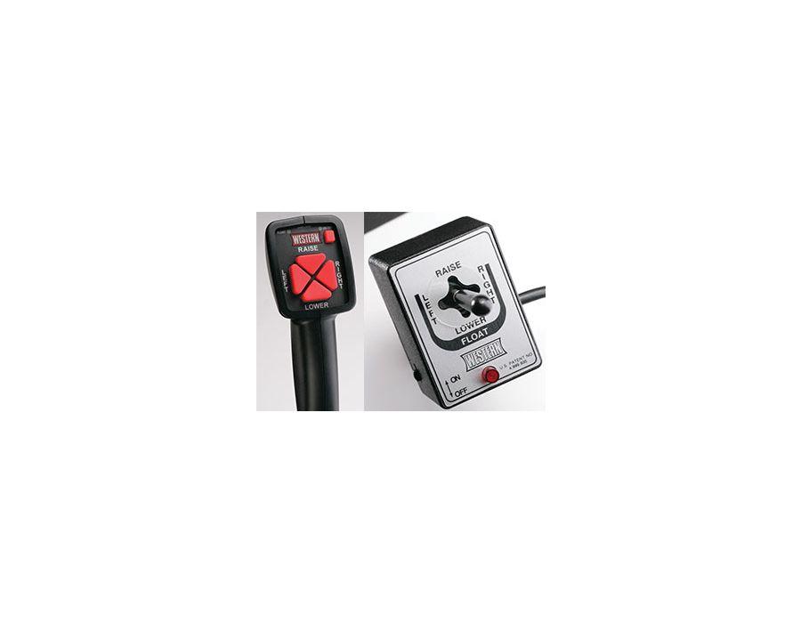 Western IUTFFPY75HPKG Snowplow Intuative Controls