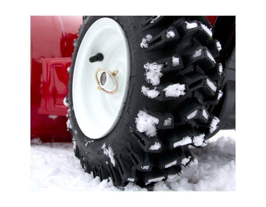 Deep Lug Tires