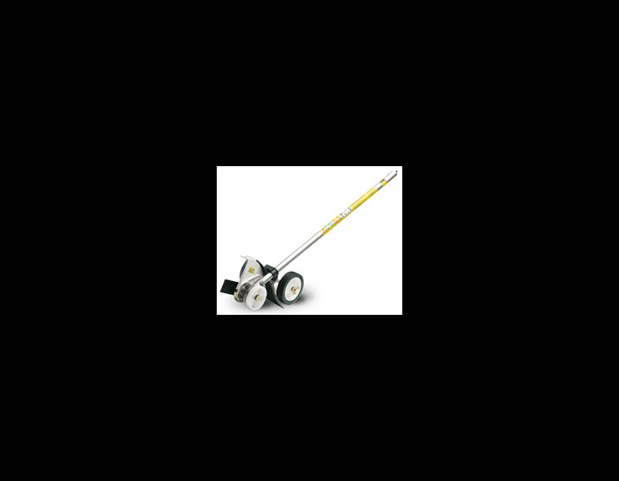 Straight shaft edger attachment FCS-KM