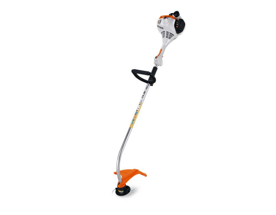 FS38 curved shaft trimmer - A lightweight, value-priced consumer trimmer with many quality design features.