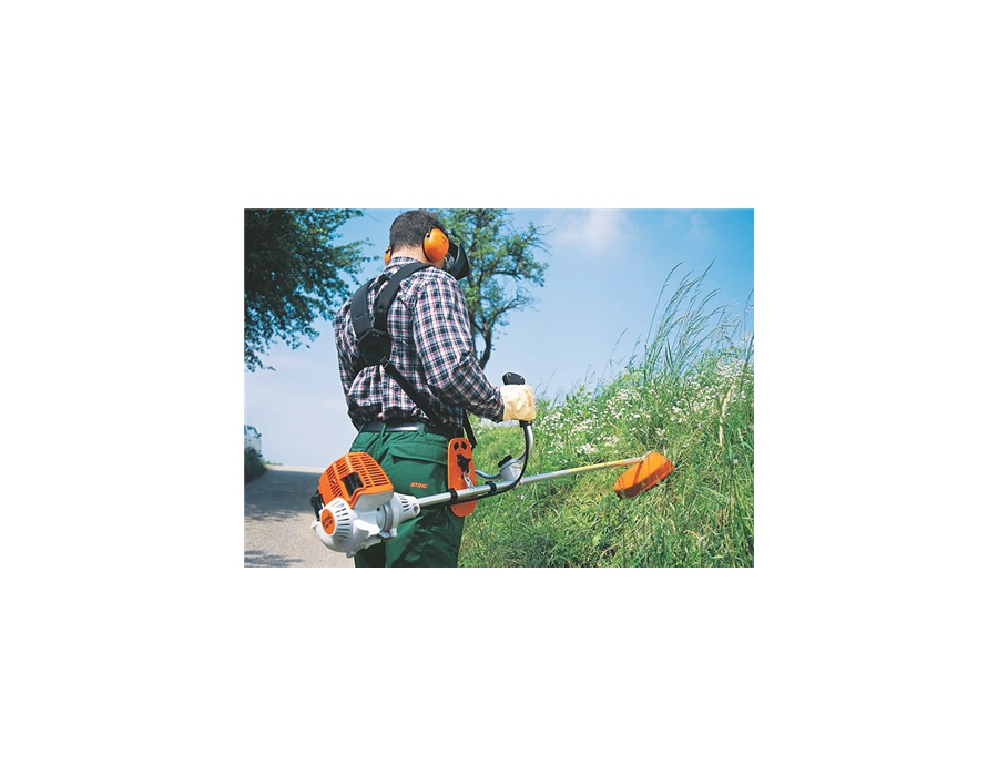 FS 130 bike-handle brushcutter