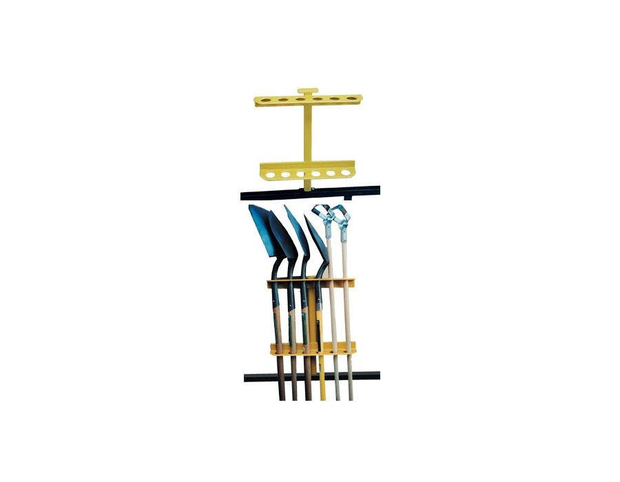 Open Trailer Hand Tool Rack by Green Touch TA051