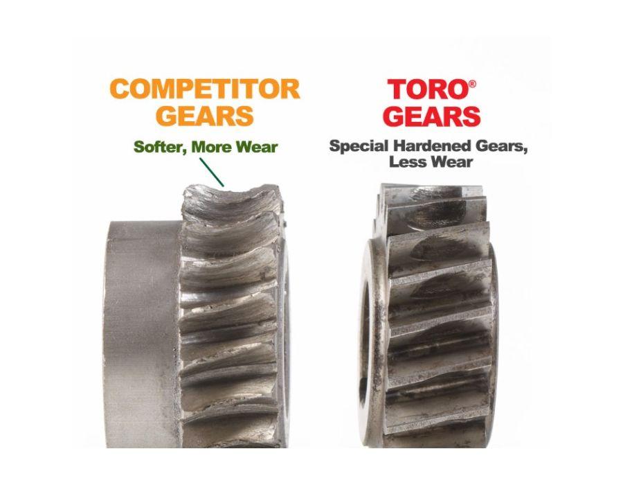 Hardened Gear Box Gears
